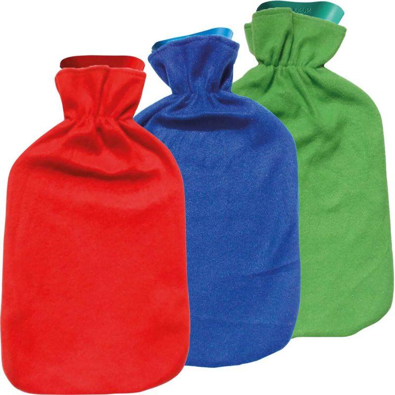 hot water bag types